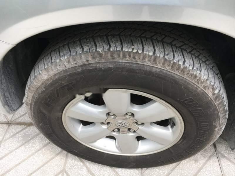Bán Toyota Fortuner 2010, màu bạc, nhập khẩu (4)