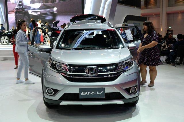 """Honda BR-V 2019 sẽ """"KHÔNG"""" về Việt Nam trong năm nay 1a"""