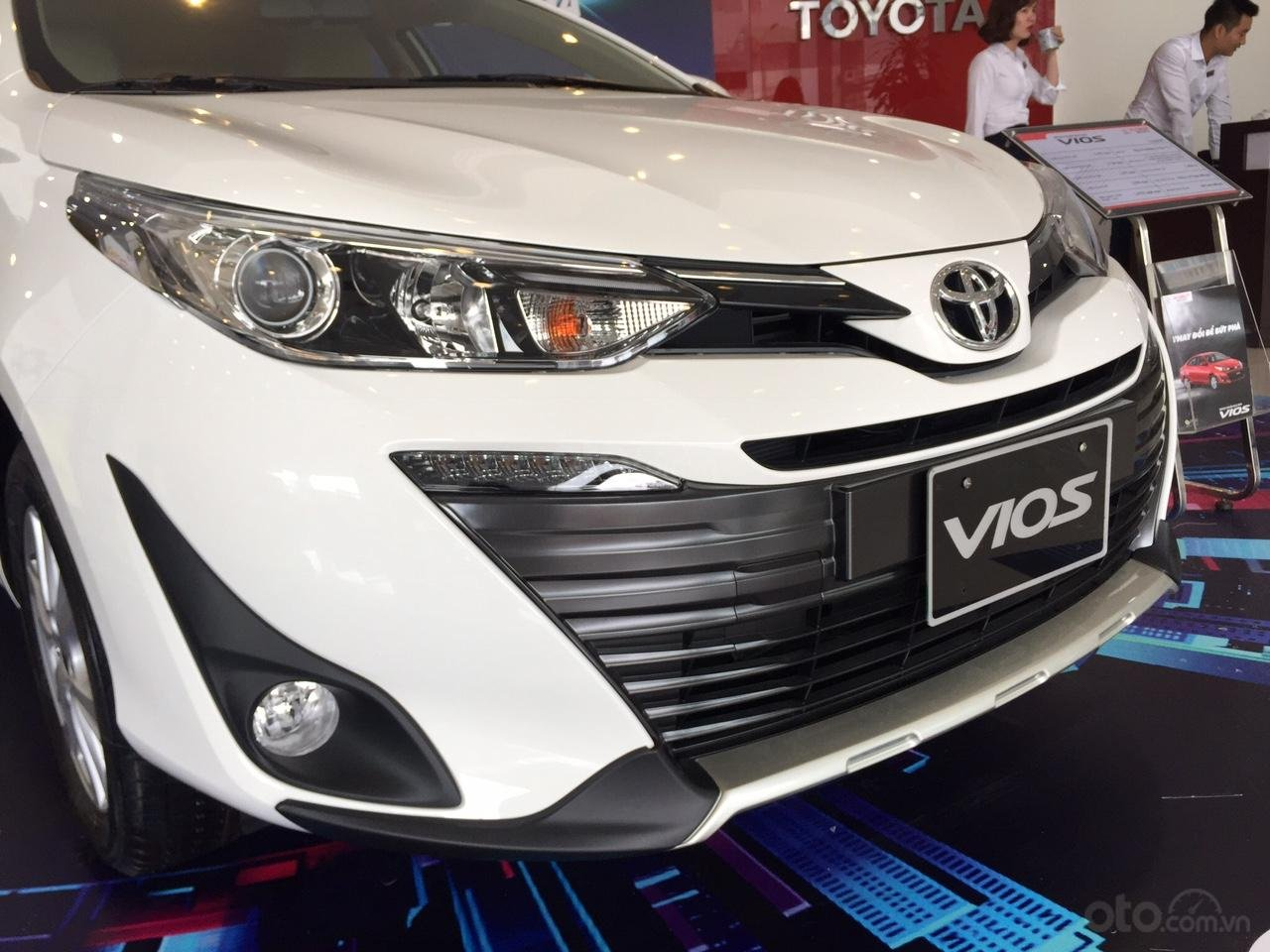 Giá xe Toyota Vios 1.5G 2019, giảm sập sàn, tặng bảo hiểm thân vỏ, hỗ trợ trả góp, chi tiết LH ngay 0978835850-1