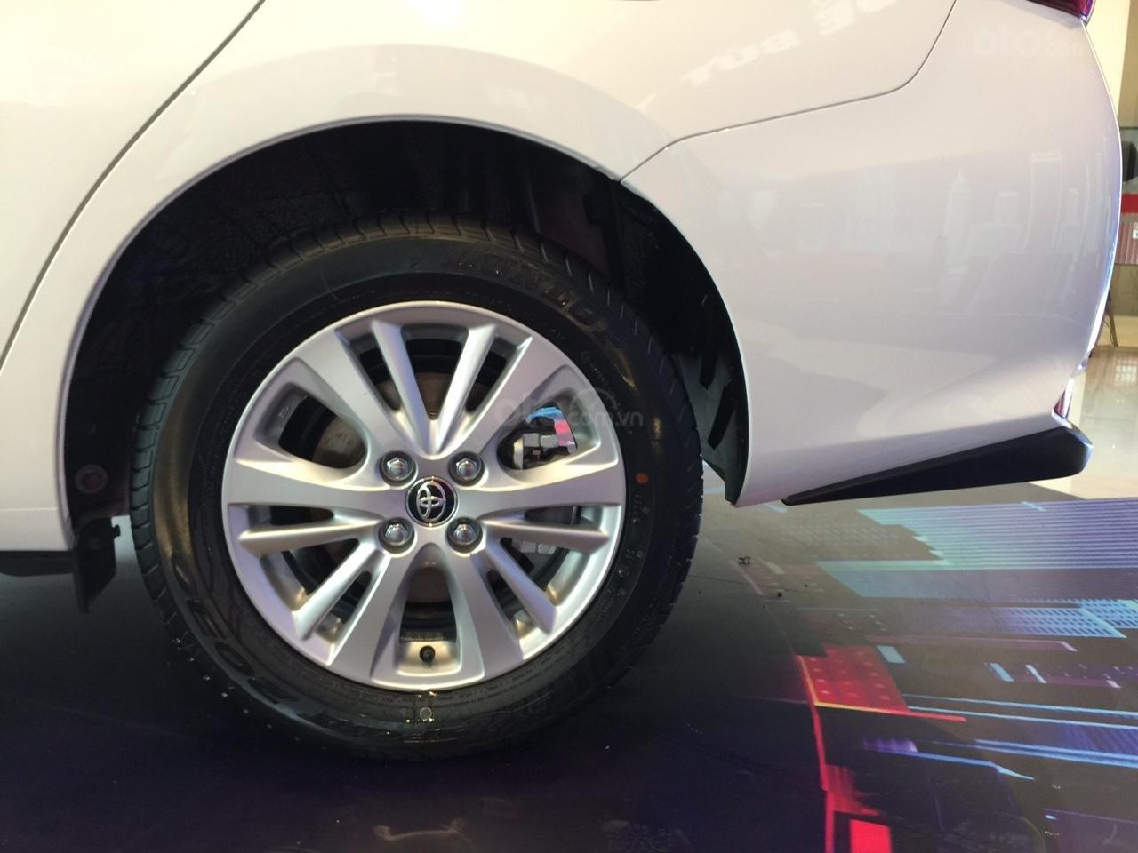 Giá xe Toyota Vios 1.5G 2019, giảm sập sàn, tặng bảo hiểm thân vỏ, hỗ trợ trả góp, chi tiết LH ngay 0978835850-2