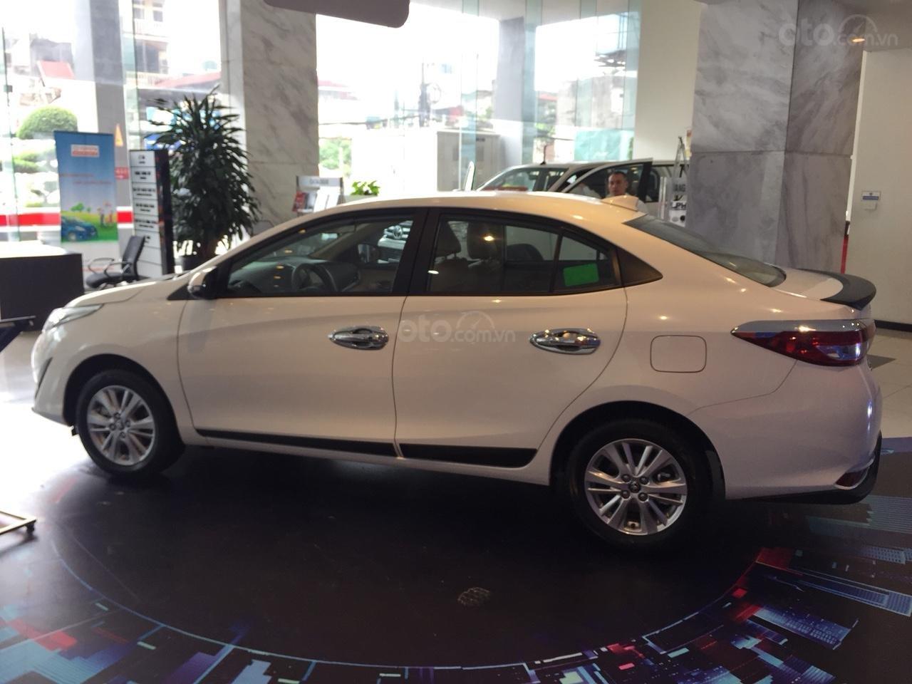 Giá xe Toyota Vios 1.5G 2019, giảm sập sàn, tặng bảo hiểm thân vỏ, hỗ trợ trả góp, chi tiết LH ngay 0978835850-8
