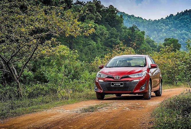Toyota Vios chơi trội, giảm giá cao nhất 41 triệu đồng từ tháng 7...