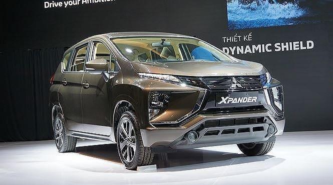"""MPV giá rẻ Mitsubishi Xpander đang rất """"hot"""" tại thị trường Việt Nam.."""