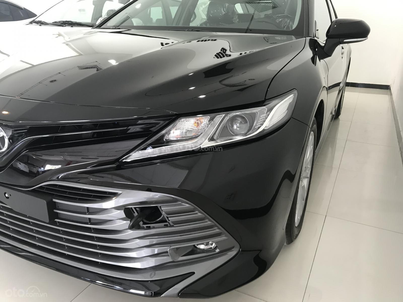 Toyota Camry 2019: Cập nhật thông tin giá xe Camry G nhập khẩu (2)