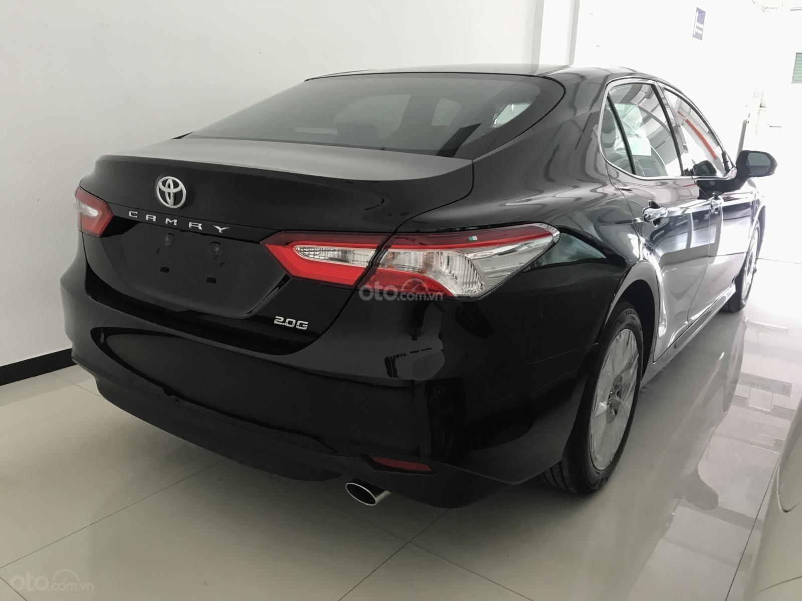 Toyota Camry 2019: Cập nhật thông tin giá xe Camry G nhập khẩu (4)
