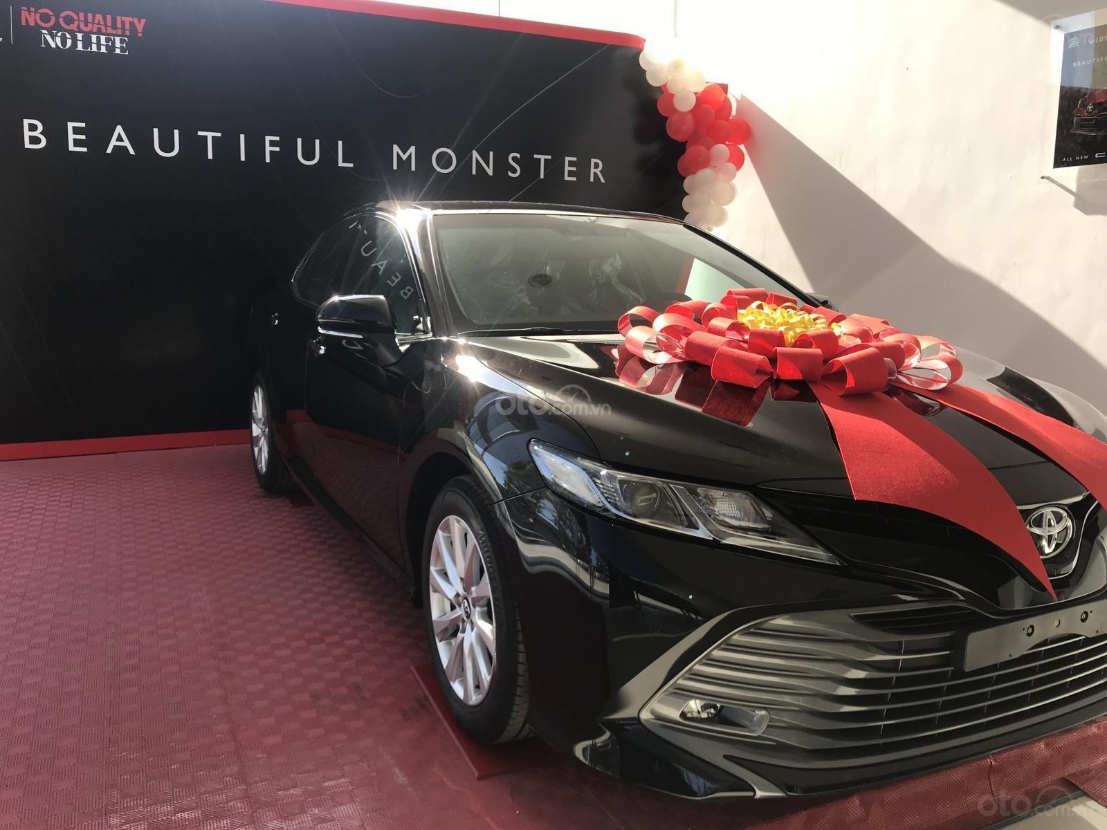 Toyota Camry 2019: Cập nhật thông tin giá xe Camry G nhập khẩu (8)