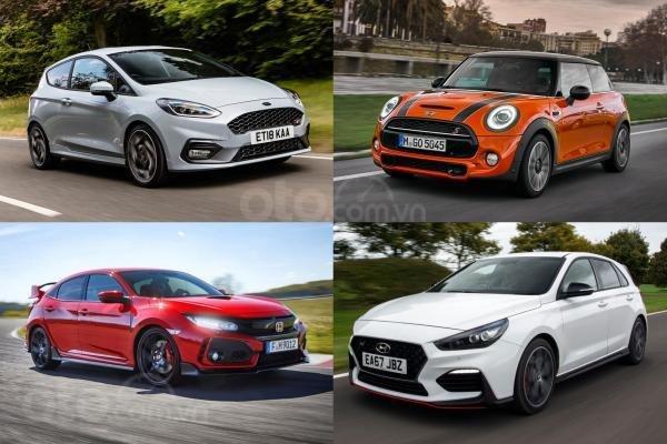 Dòng xe hatchback giá rẻ cạnh tranh mạnh về độ an toàn