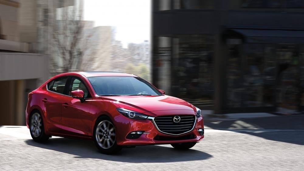 Xe Mazda 3 2018