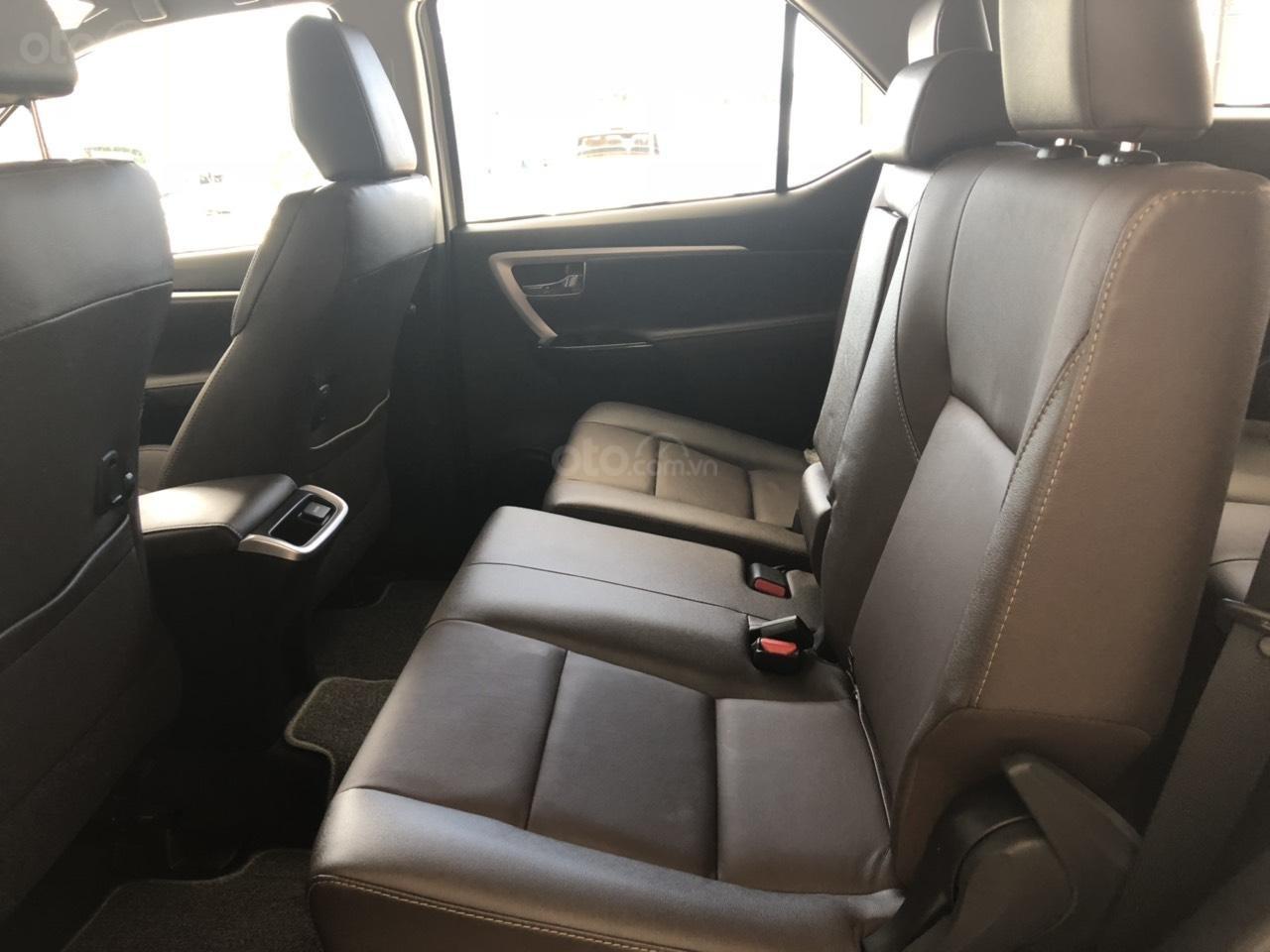 Toyota Fortuner 2.7 V, màu trắng, xe nhập khẩu - khuyến mãi tiền mặt- tặng phụ kiện (3)