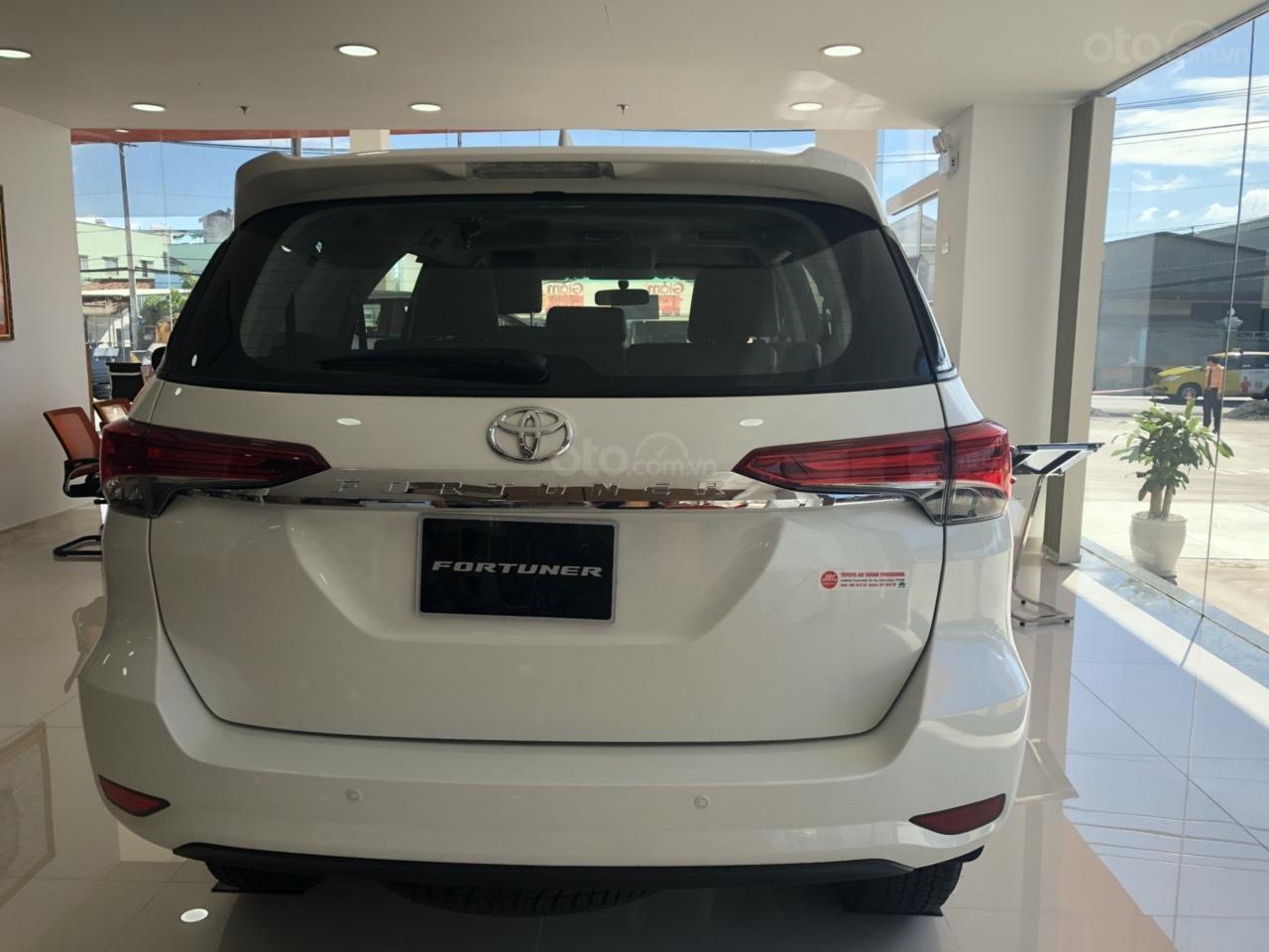 Toyota Fortuner 2.7 V, màu trắng, xe nhập khẩu - khuyến mãi tiền mặt- tặng phụ kiện (5)