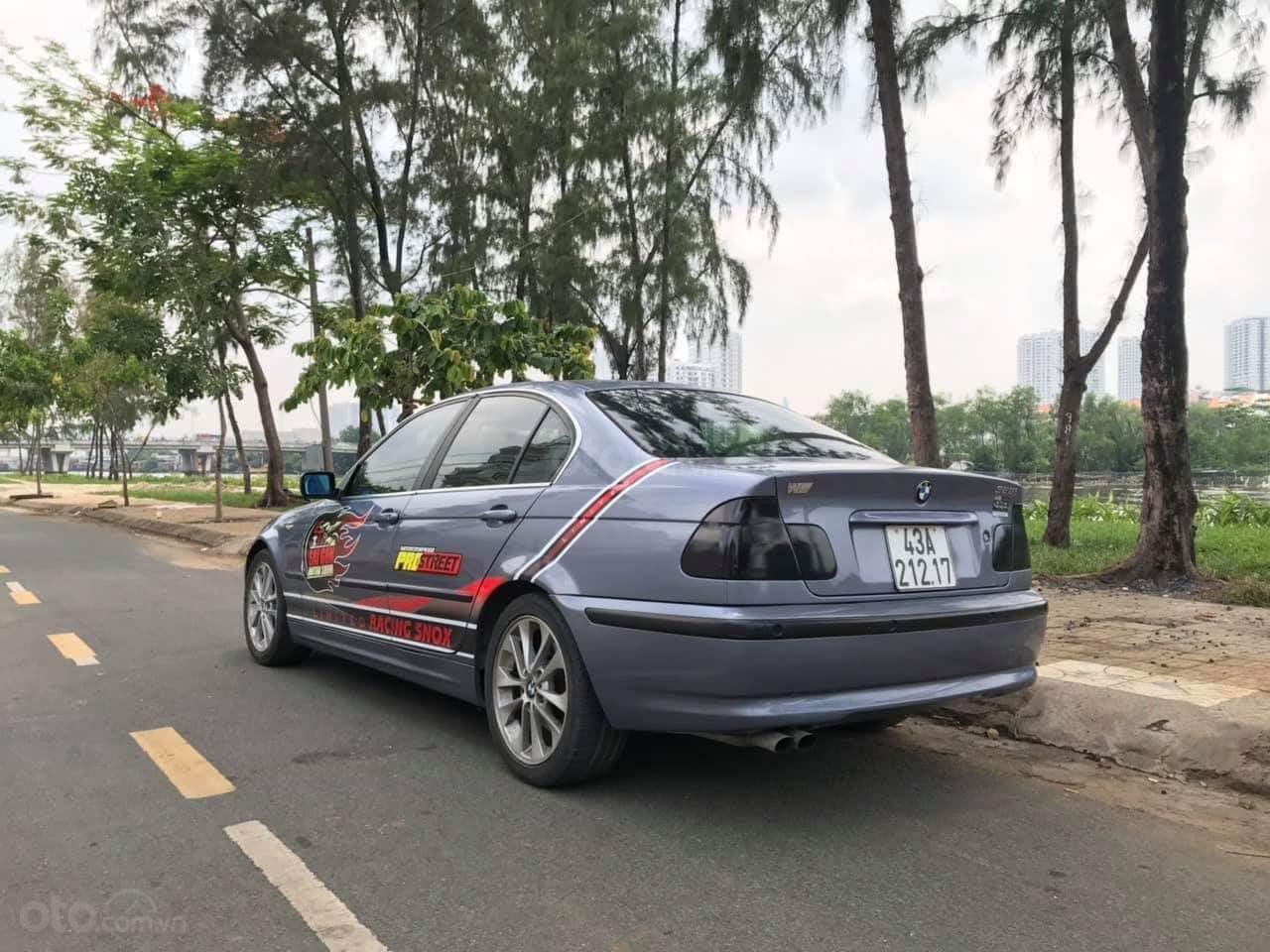 Bán ô tô BMW 3 Series 325i sản xuất 2003 (5)