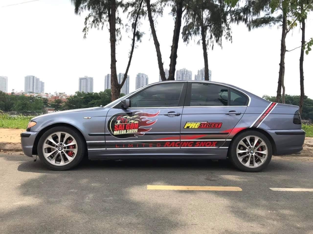Bán ô tô BMW 3 Series 325i sản xuất 2003 (7)