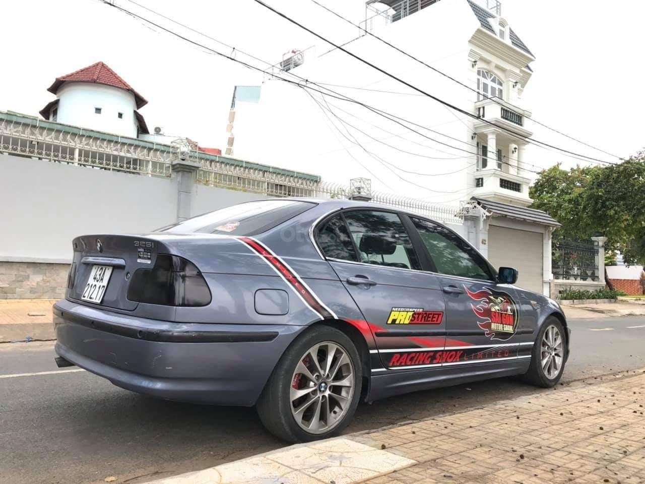 Bán ô tô BMW 3 Series 325i sản xuất 2003 (12)