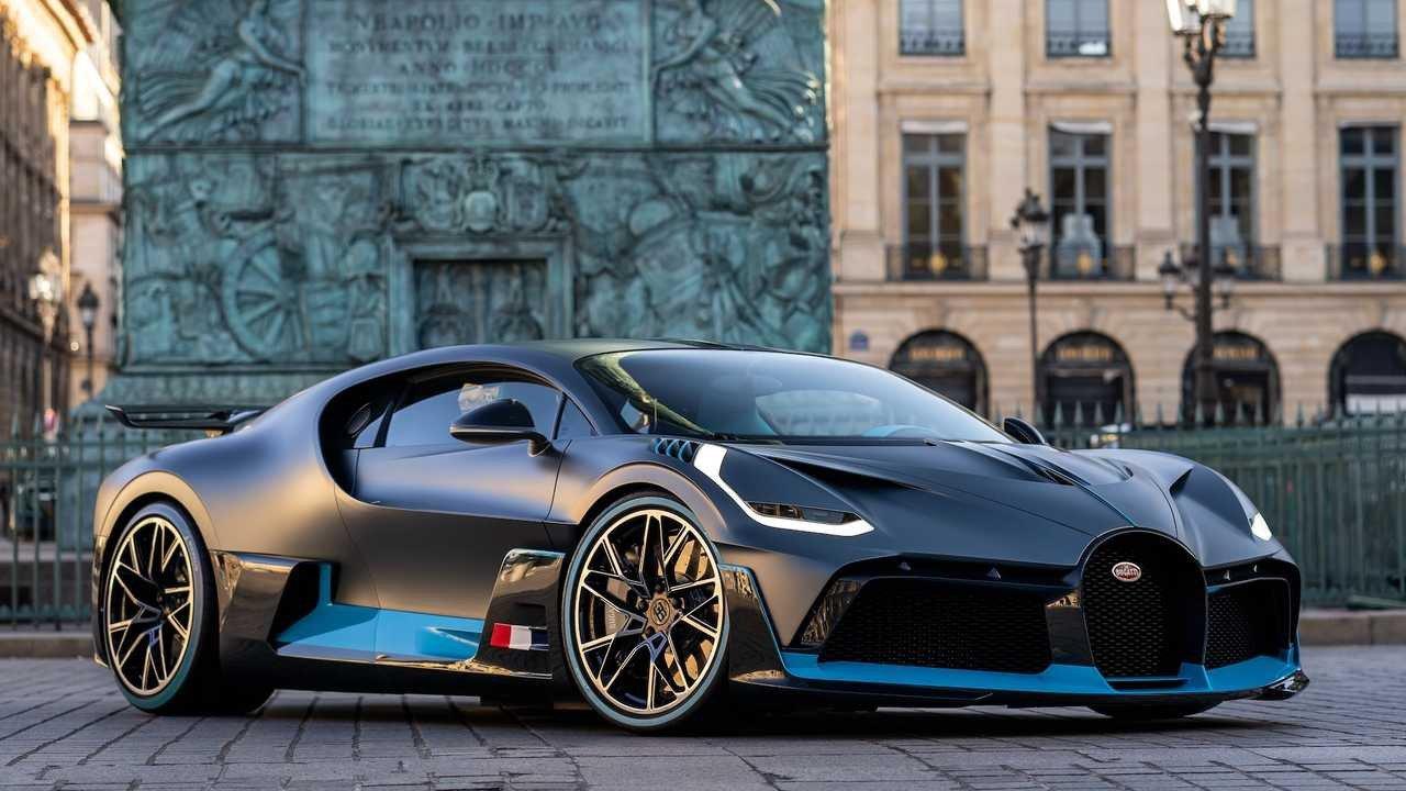 Số tiền mua một chiếc xe Bugatti bằng 150 chiếc hạng phổ thông cộng lại 5s