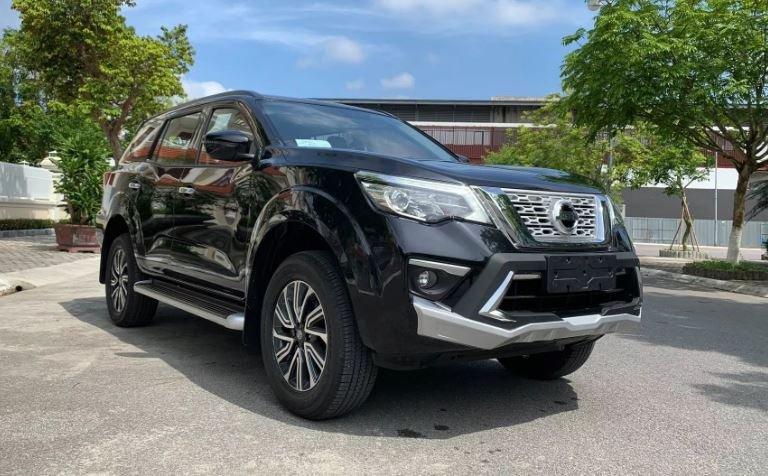 """Nissan Terra E được đại lý """"độ"""" thành bản Luxury, giá rẻ bất ngờ 1a"""