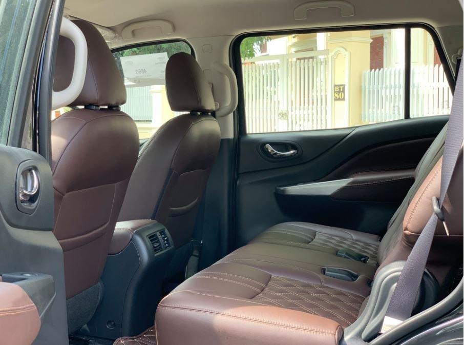 """Nissan Terra E được đại lý """"độ"""" thành bản Luxury, giá rẻ bất ngờ 5a"""