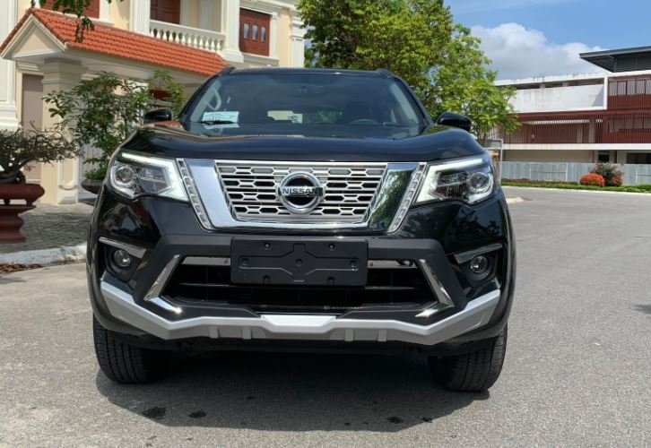 """Nissan Terra E được đại lý """"độ"""" thành bản Luxury, giá rẻ bất ngờ 2a"""