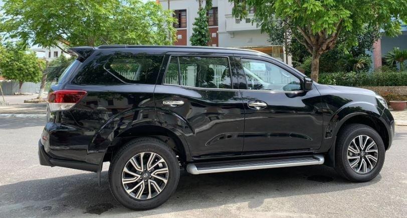 """Nissan Terra E được đại lý """"độ"""" thành bản Luxury, giá rẻ bất ngờ 8a"""
