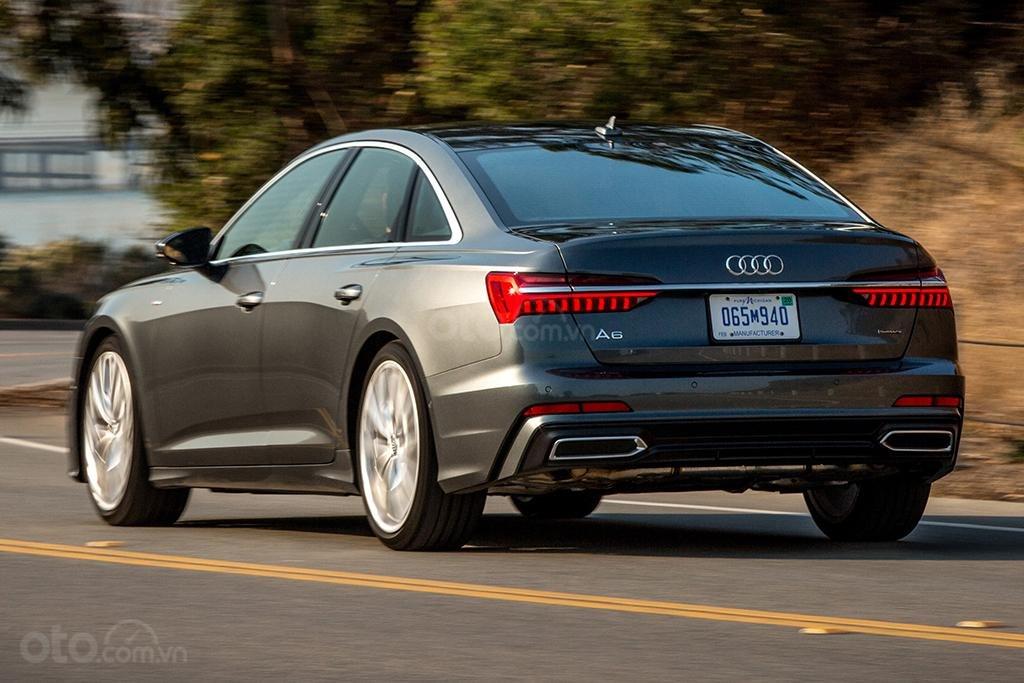Audi A6 2019 điều chỉnh giá cùng cấu thành tùy chọn động cơ tại Mỹ