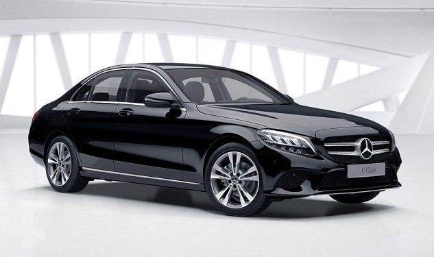 Xe Mercedes C200 2019