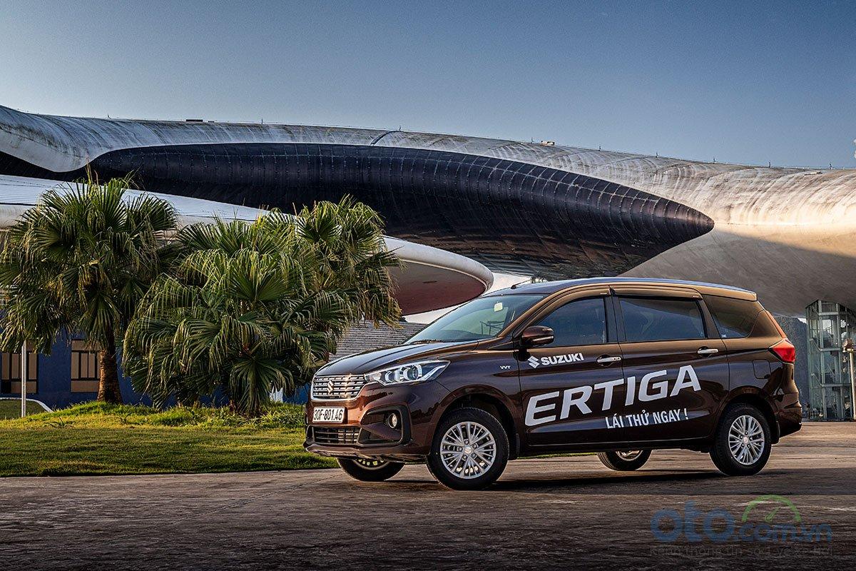 Thông số kỹ thuật xe Suzuki Ertiga 2019 tại Việt Nam a1