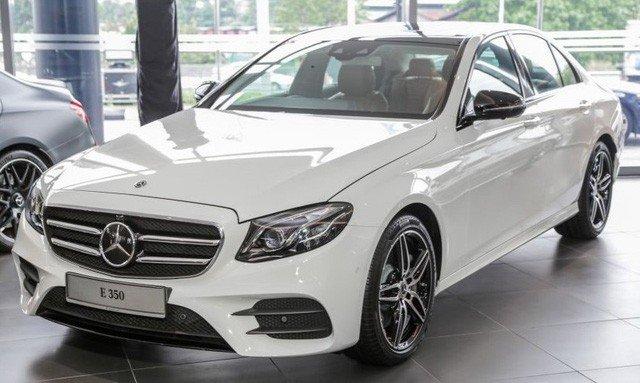 """Mercedes-Benz E-Class 2019: Sẵn sàng """"thay máu"""" để trở thành kẻ dẫn đầu a2"""