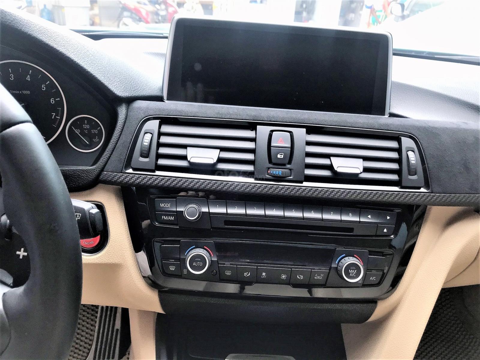 Bán ô tô BMW 3 Series 320i 2013, màu xanh cực chất, xe nhập khẩu-8