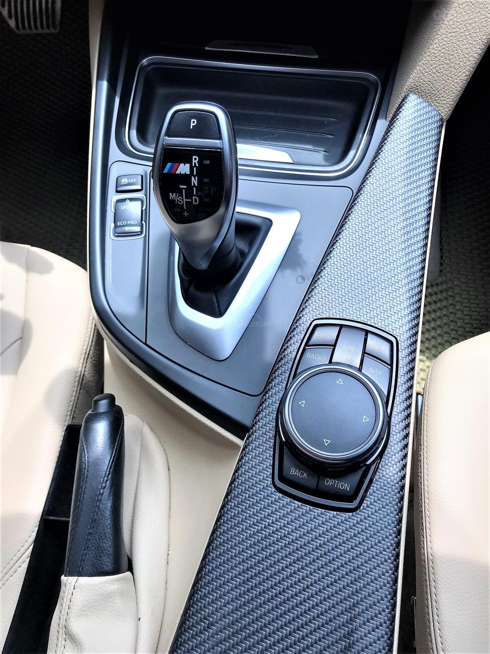 Bán ô tô BMW 3 Series 320i 2013, màu xanh cực chất, xe nhập khẩu-13