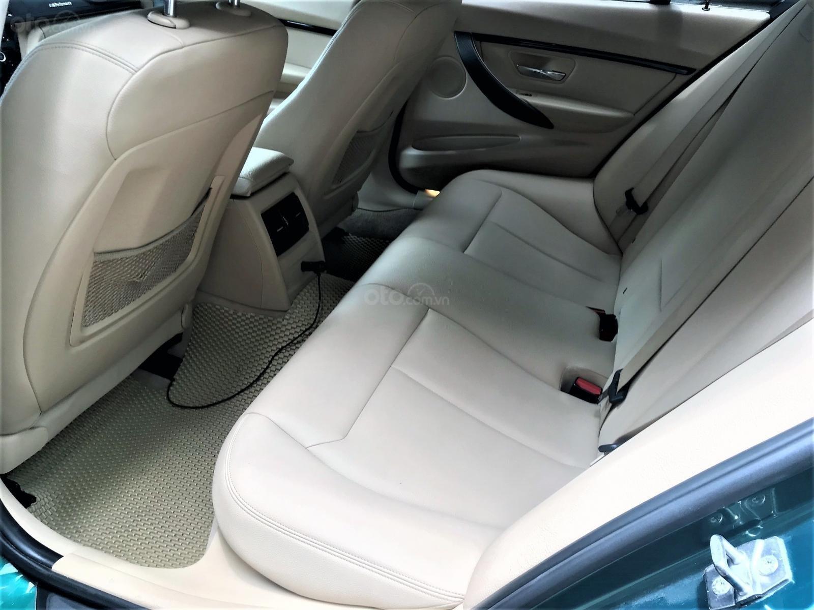 Bán ô tô BMW 3 Series 320i 2013, màu xanh cực chất, xe nhập khẩu-14
