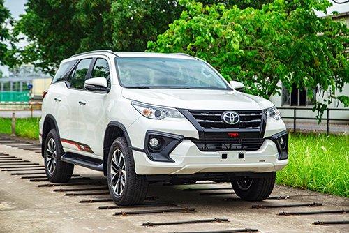 Loạt ô tô mới ồ ạt đổ bộ thị trường Việt tháng 6/2019: Fortuner lắp ráp...