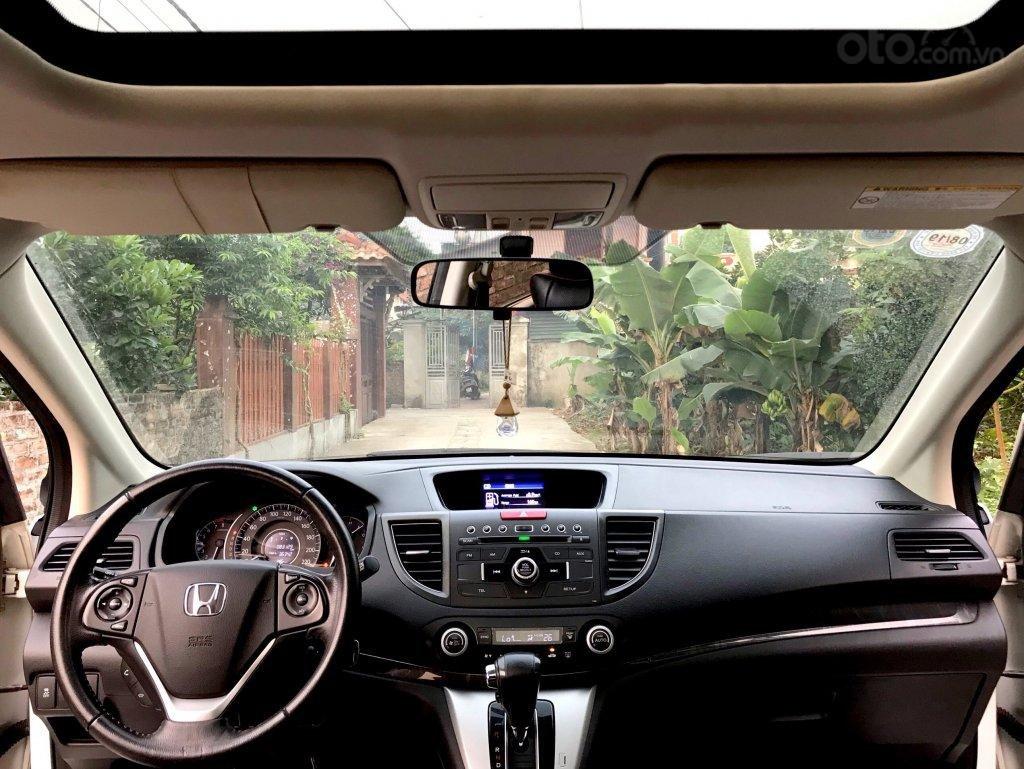 Hà Nội bán Honda CRV 2.0 AT đời 2014 màu trắng-3