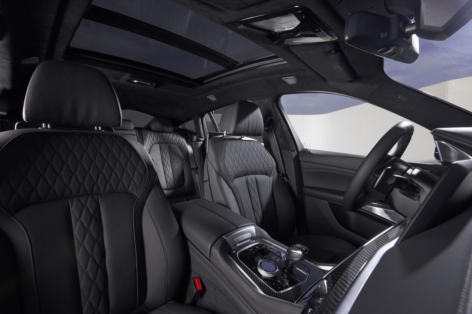 BMW X6 2020 chính thức ra mắt tại Mỹ, dáng vóc rất thể thao 5a