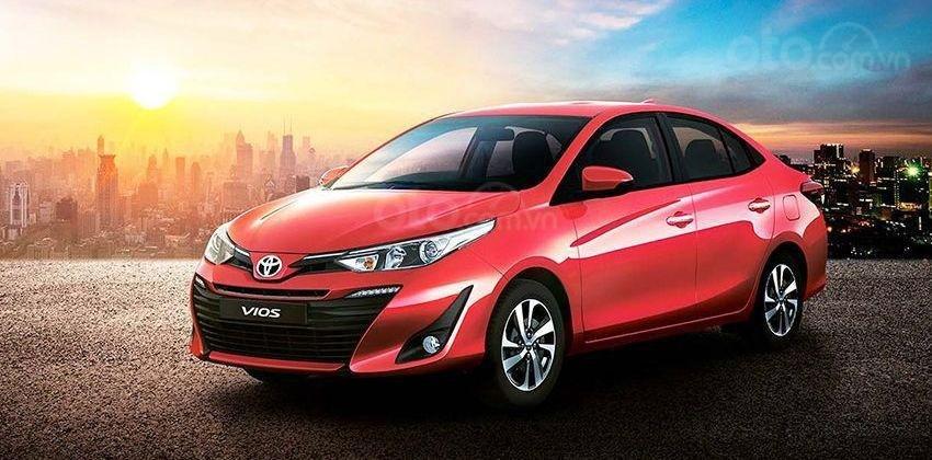 Ưu nhược điểm của Toyota Vios 2019