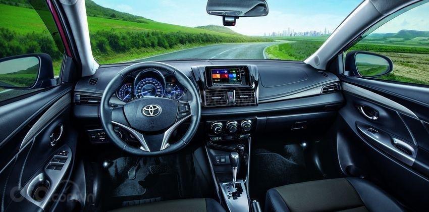 Ưu nhược điểm của Toyota Vios 2019 - Công nghệ tiện lợi