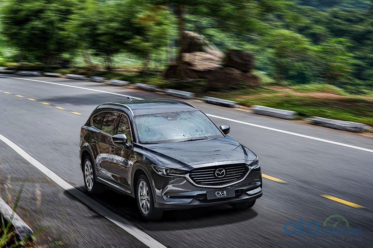 Đánh giá xe Mazda CX-8 2019: Vận hành.