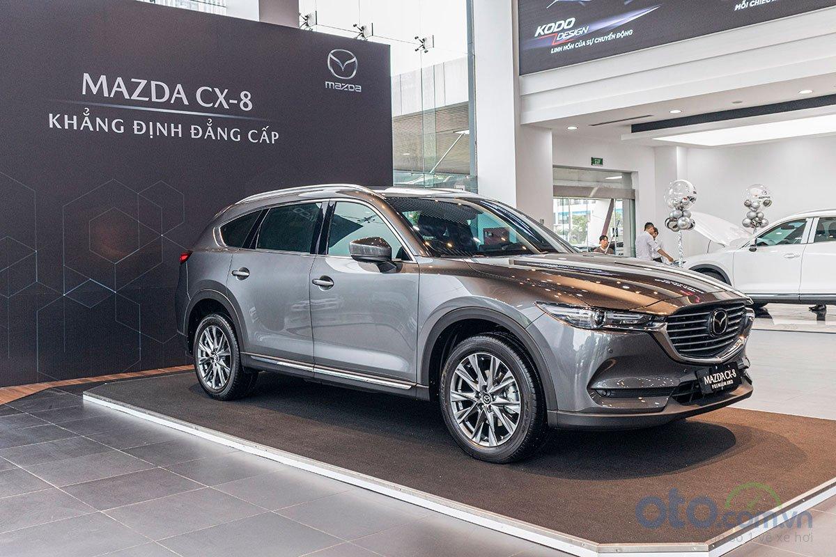 Đánh giá xe Mazda CX-8 2019: Việt Nam là thị trường đầu tiên ở Đông Nam Á được phân phối mẫu xe này.