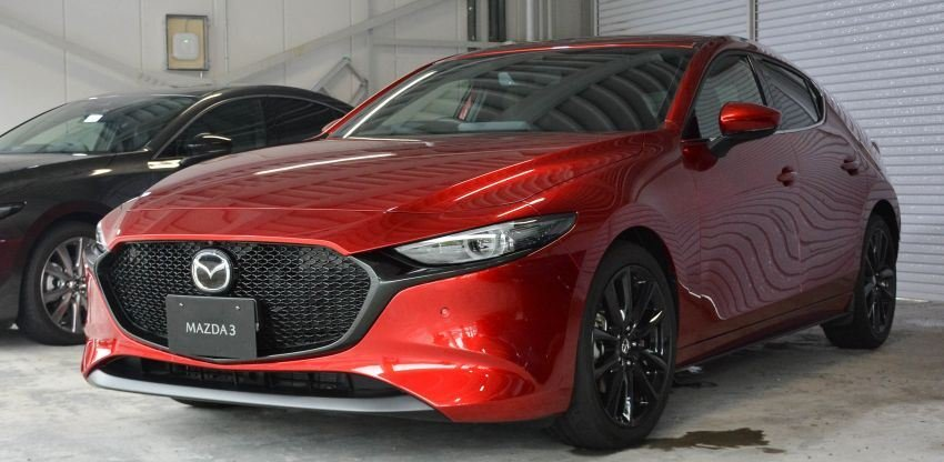 Mazda 3 2019 thế hệ mới có giá từ782 - 896 triệu đồng tại Malaysia.