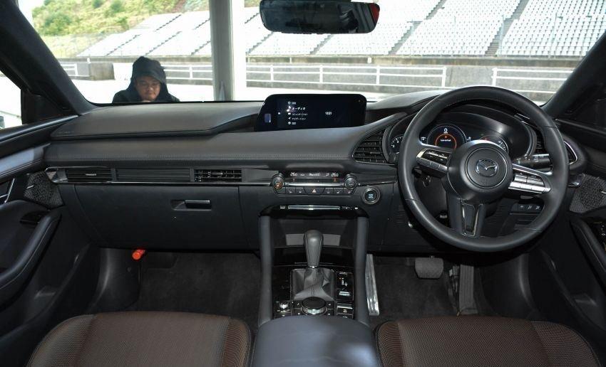 Nội thất Mazda 3 2019 ..