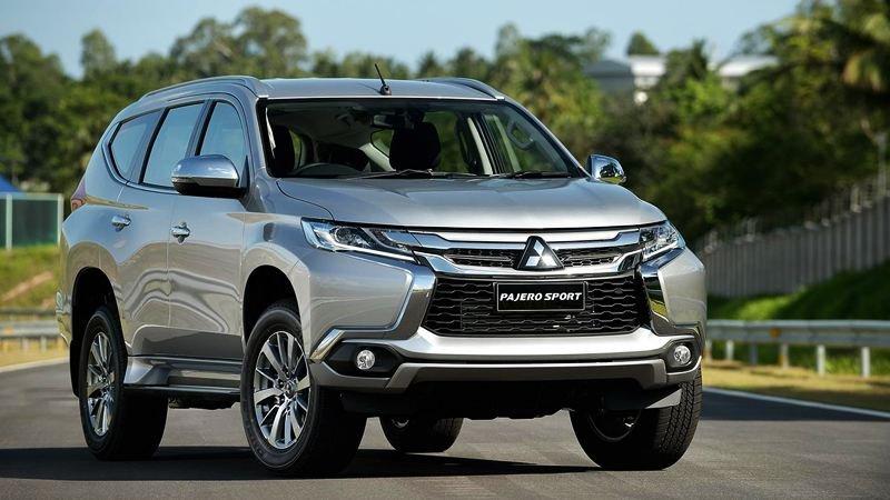 Động cơ khỏe khoắn của Mitsubishi Pajero Sport 2019 được khách hàng yêu thích