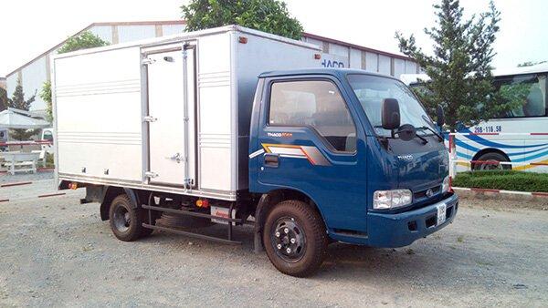 Giá xe tải cũ