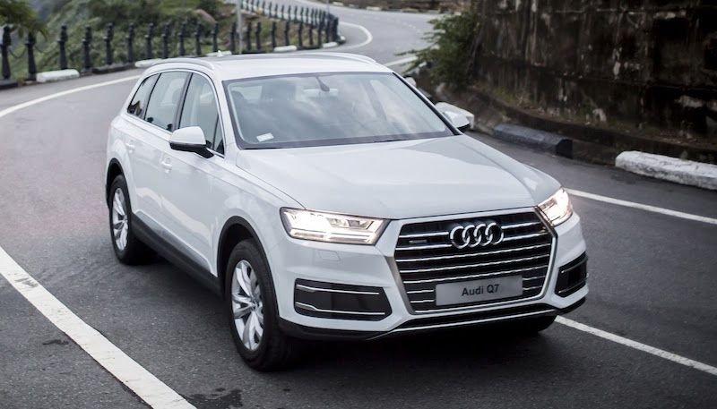 Thông số kỹ thuật xe Audi Q7 2019 a5