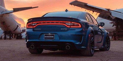 Dodge Charger SRT Hellcat Widebody 2020: Mẫu sedan mạnh mẽ nhất hành tinh a3