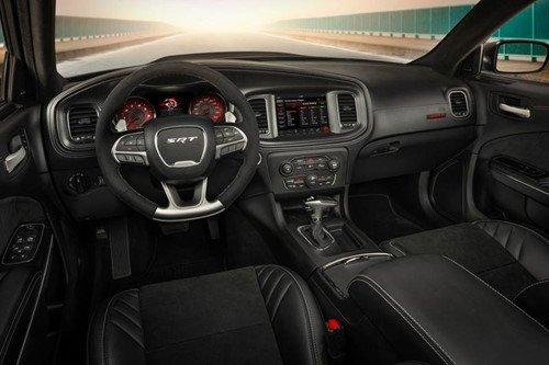 Dodge Charger SRT Hellcat Widebody 2020: Mẫu sedan mạnh mẽ nhất hành tinh a5