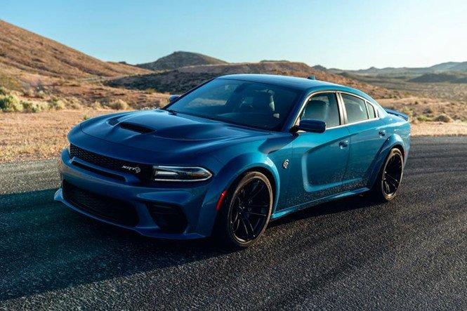 Dodge Charger SRT Hellcat Widebody 2020 - Mẫu sedan mạnh mẽ nhất hành tinh trình làng a1