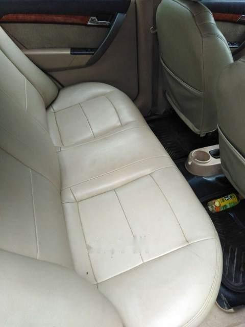 Cần bán lại xe Chevrolet Aveo đời 2012, màu bạc còn mới (4)
