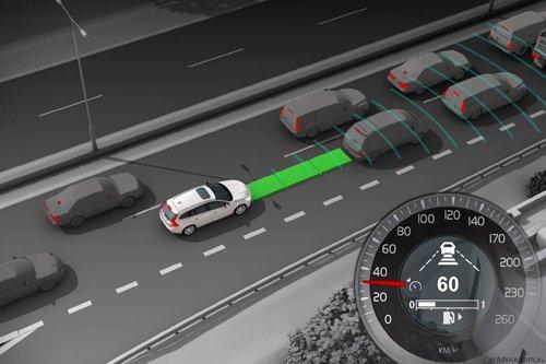 Người dùng vẫn hiểu nhầm về hệ thống kiểm soát hành trình trên xe ô tô 2a