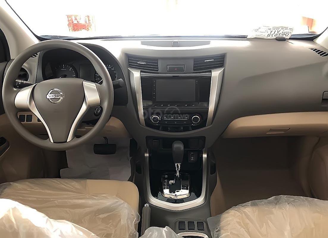 Bán ô tô Nissan Navara EL Premium R sản xuất 2019, màu xanh lam -4