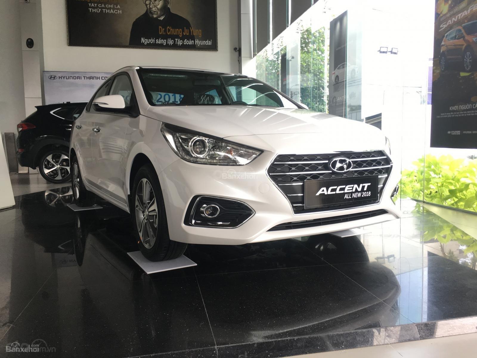 Hyundai Accent 2019 (đủ màu) SX 2019 giá 429tr. Hỗ trợ vào HTX có phù hiệu trong ngày - Vui lòng LH 0778078878 (1)