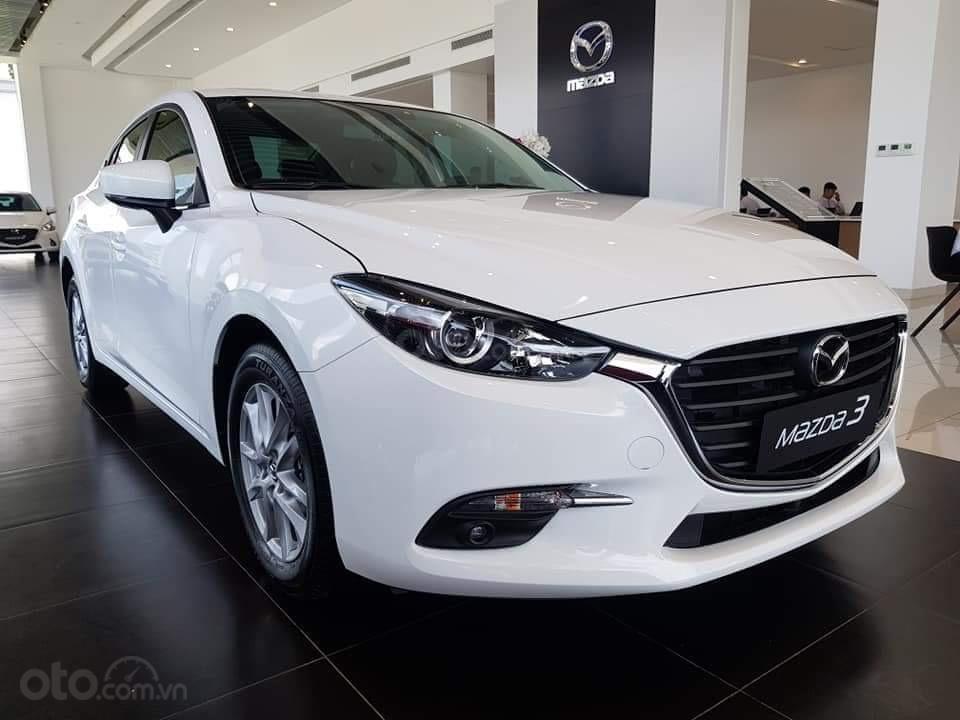 Cần bán Mazda 3 2019 giá chỉ từ 649 triệu, hỗ trợ mua trả góp 85%, tặng bộ phụ kiện chính hãng (1)