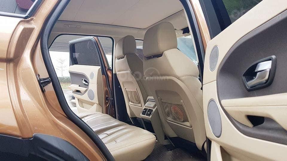 Bán Range Rover Evoque màu vàng, nội thất kem bản full option, xe sản xuất 2014 (11)
